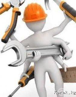 Строительные работы штукатурка ,кладка, крыша итд