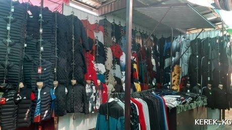 Продаю место на рынке Ак тилек