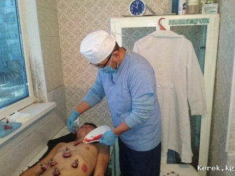 Аль Хиджама кровопускание Караколдо